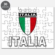 Italian World Cup Soccer Puzzle