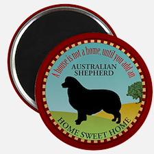 Australian Shepherd Magnet