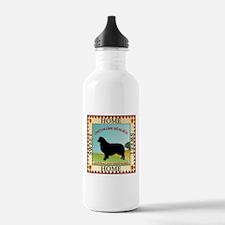 Australian Shepherd Water Bottle