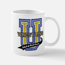 WrestlingU.png Mug
