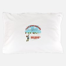 I Love Sport Shooting Pillow Case