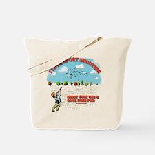 I Love Sport Shooting Tote Bag