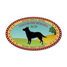 Australian Cattle Dog Wall Decal