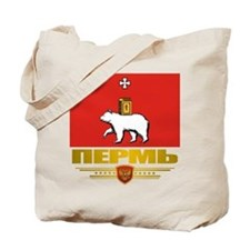 Perm Flag Tote Bag