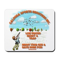 Caloosa Sports Shooters Inc. Mousepad