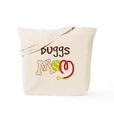 Buggs Dog Mom Tote Bag