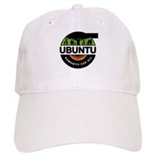 New Improved Ubuntu logo Baseball Cap