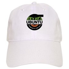 New Improved Ubuntu logo Cap
