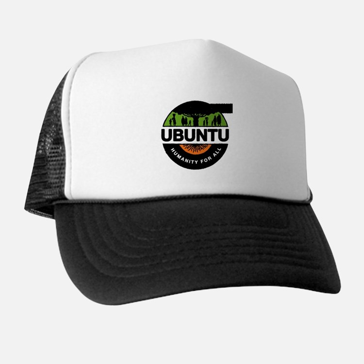 New Improved Ubuntu logo Trucker Hat