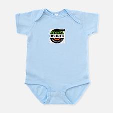 New Improved Ubuntu logo Infant Bodysuit