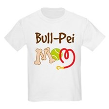 Bull-Pei Dog Mom T-Shirt
