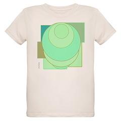OYOOS Circle Square design T-Shirt