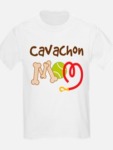 Cavachon Dog Mom T-Shirt
