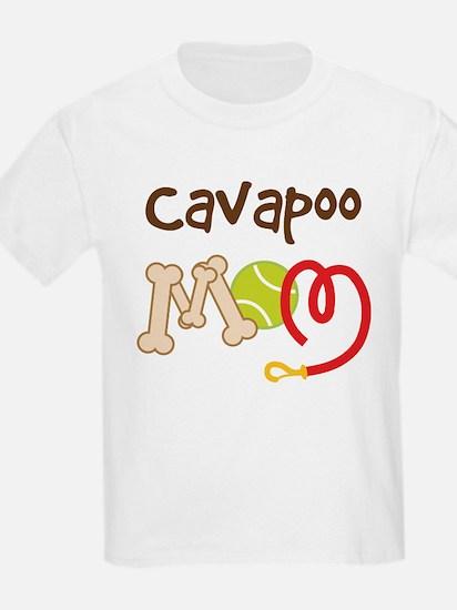 Cavapoo Dog Mom T-Shirt