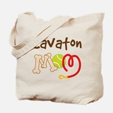 Cavaton Dog Mom Tote Bag