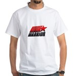 Official ANW Competitor Logo - White T-Shirt