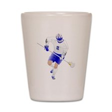 Lacrosse Gifts Shot Glass