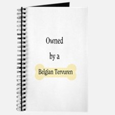 Owned by a Belgian Tervuren Journal