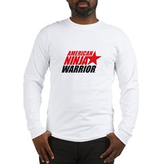 Official ANW Competitor Logo - Long Sleeve T-Shirt