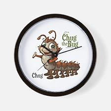 Chug Wall Clock