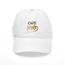 Chigi Dog Mom Baseball Cap