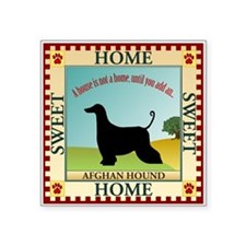 "Afghan Square Sticker 3"" x 3"""