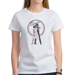 Dirty Dancing Baby in a Corner Women's T-Shirt