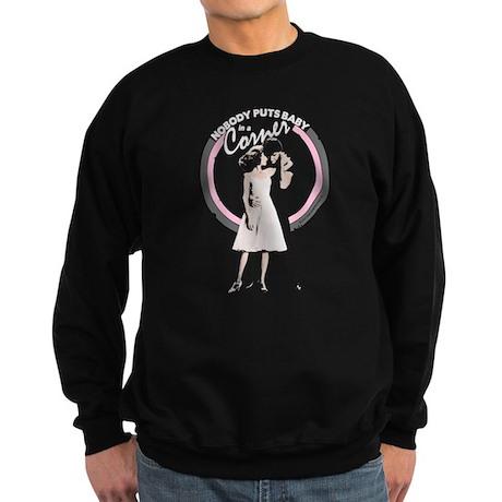 Dirty Dancing Baby in a Corner Sweatshirt