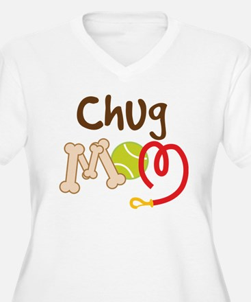 Chug Dog Mom T-Shirt