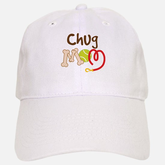 Chug Dog Mom Baseball Baseball Cap