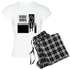 Rude Dog Pajamas