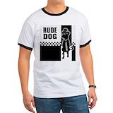 Rude dog Ringer T