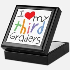 I Love My 3rd Graders Keepsake Box