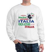Italian World Cup Soccer Sweatshirt