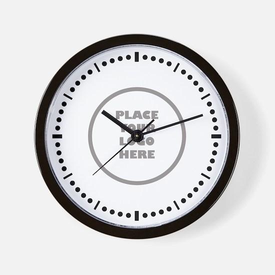 Personalized Logo Wall Clock