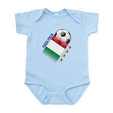 Italian World Cup Soccer Infant Bodysuit