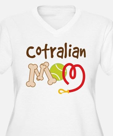 Cotralian Dog Mom T-Shirt