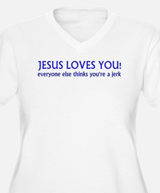 Jesus Loves - T-Shirt