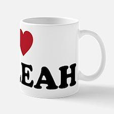 I Love Hialeah Florida Mug