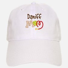 Daniff Dog Mom Baseball Baseball Cap