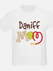 Daniff Dog Mom T-Shirt