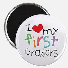 I Love My 1st Graders Magnet