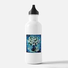 Daisy Treasures Bouquet Sports Water Bottle