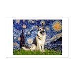 Starry / G-Shep Mini Poster Print
