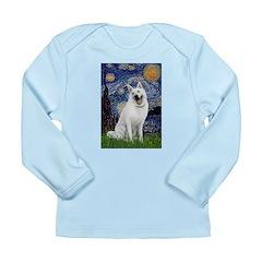 Starry / G-Shep Long Sleeve Infant T-Shirt