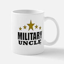 Military Uncle Mug