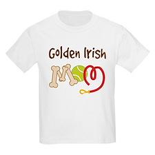 Golden Irish Dog Mom T-Shirt