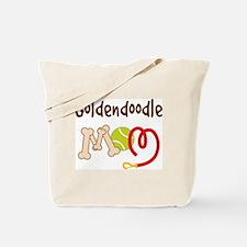 Goldendoodle Dog Mom Tote Bag