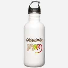 Goldendoodle Dog Mom Water Bottle