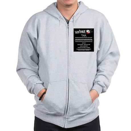 www.totalasianmove.com Zip Hoodie